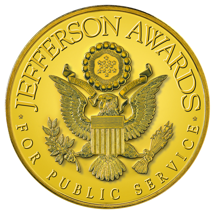Gaspar's Client Wins 2013 Jefferson Award!